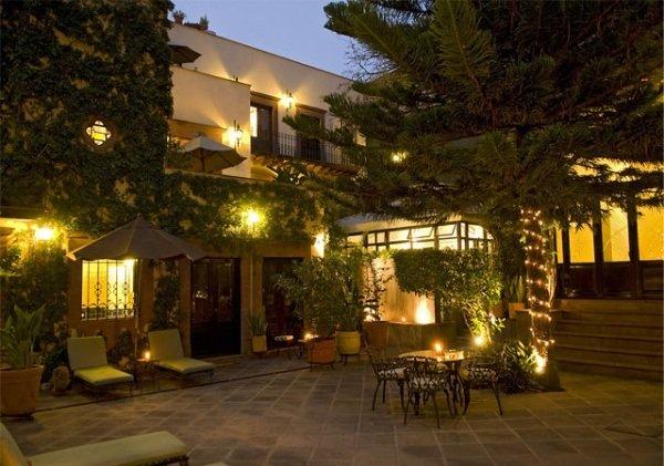 hoteles en san miguel de allende, Los 5 mejores Hoteles en San Miguel de Allende
