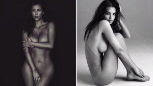 Kim Kardashian y Emily Ratajkowski