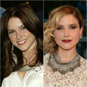 Brooke davis antes y despues