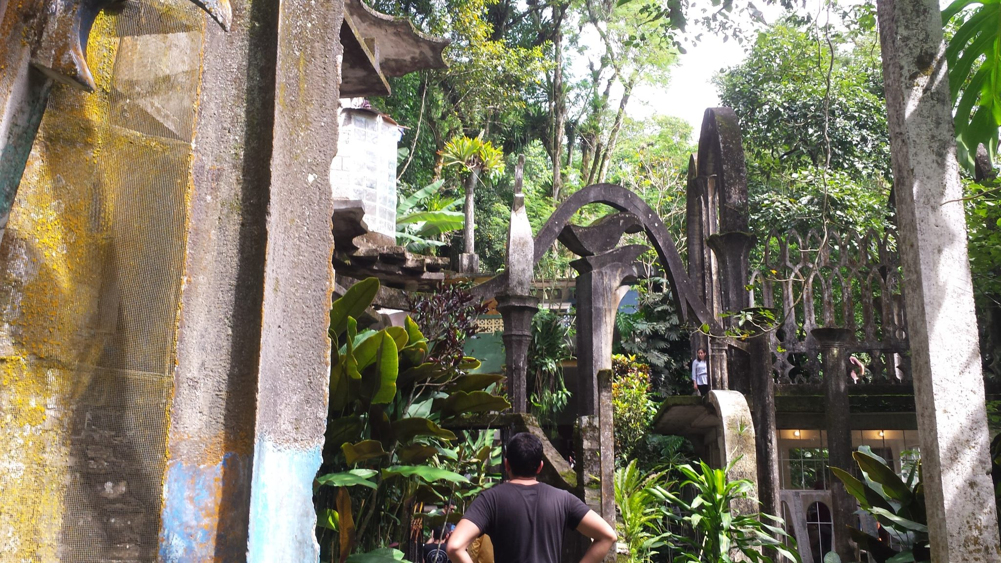 Xilitla, Castillo Surrealista