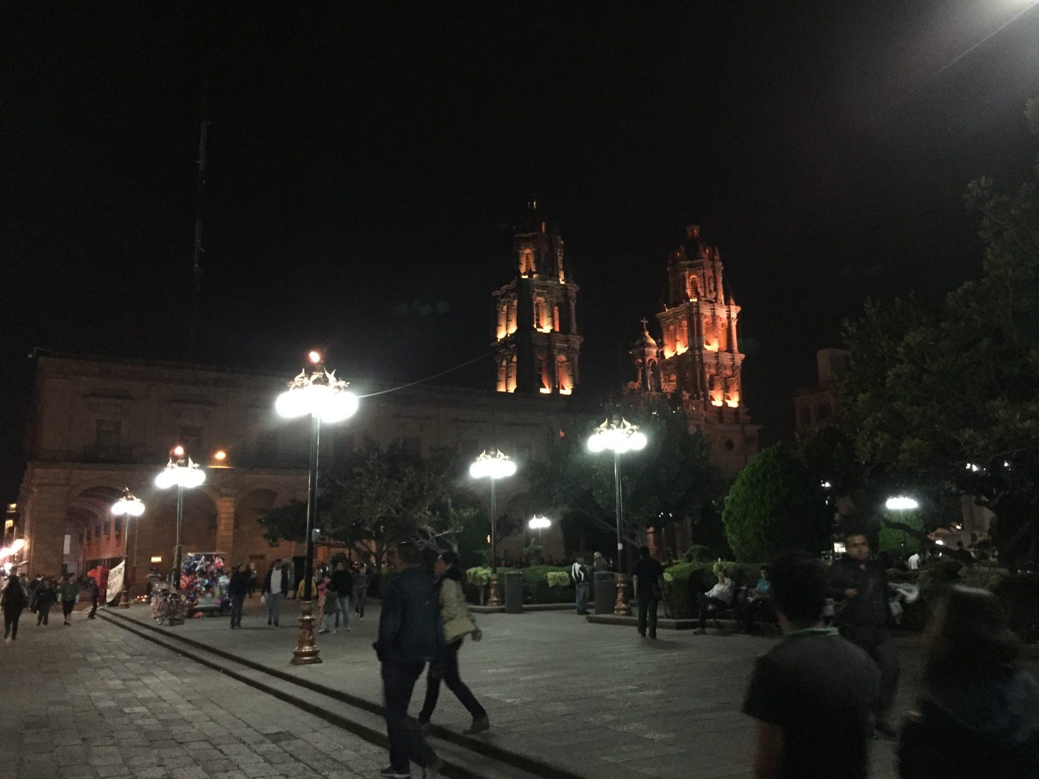 San Luis Potosi   A donde Vamos