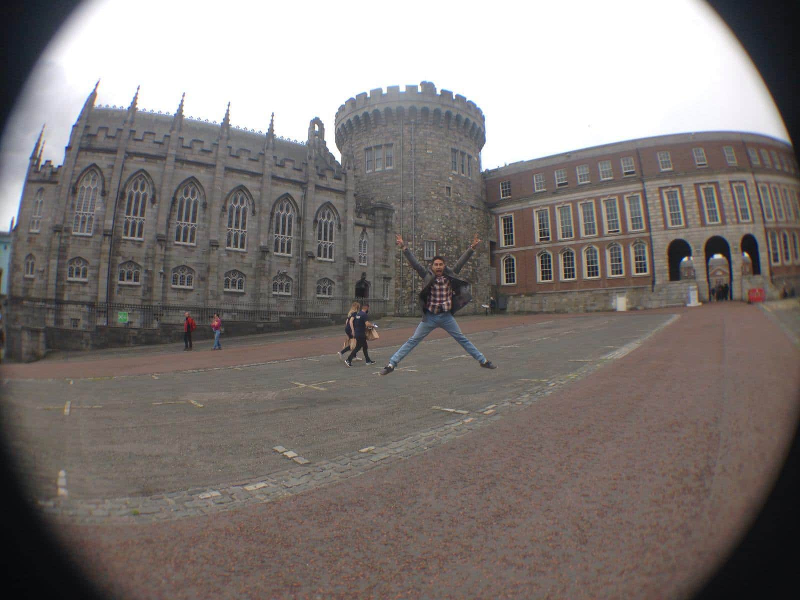 estudiar y vivir en Irlanda