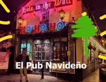Pub Navideño en Irlanda